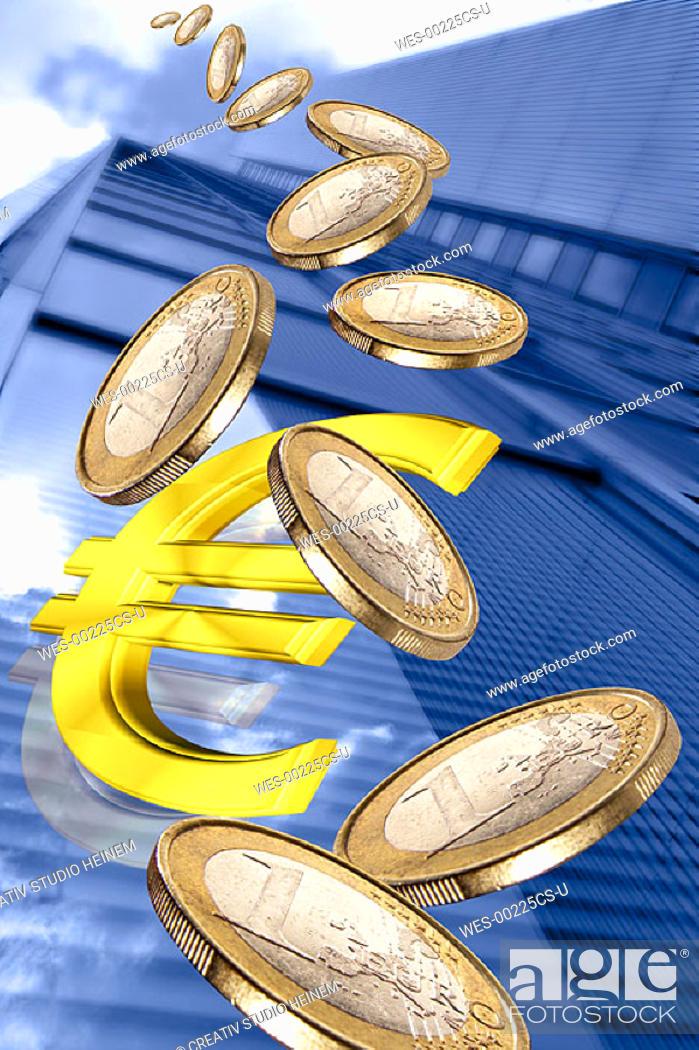 Stock Photo: stock exchange.