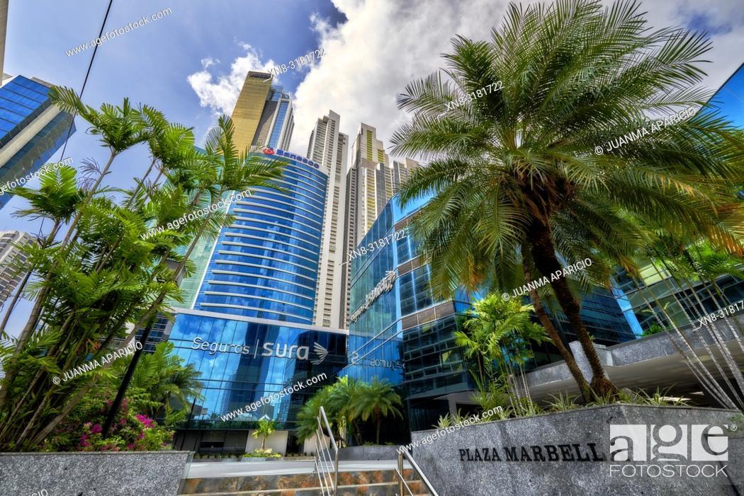 Stock Photo: Panama City, Republic of Panama, America Central, America.