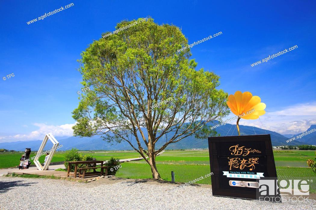 Imagen: Taitung, Brown Boulevard.