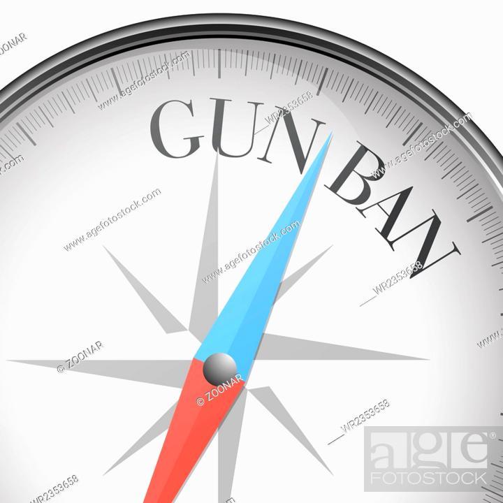 Imagen: compass Gun Ban.