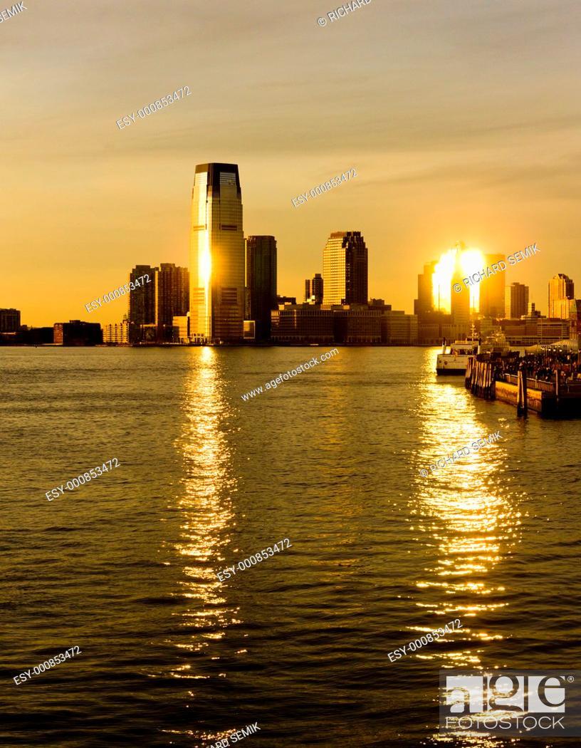 Stock Photo: New Jersey, USA.