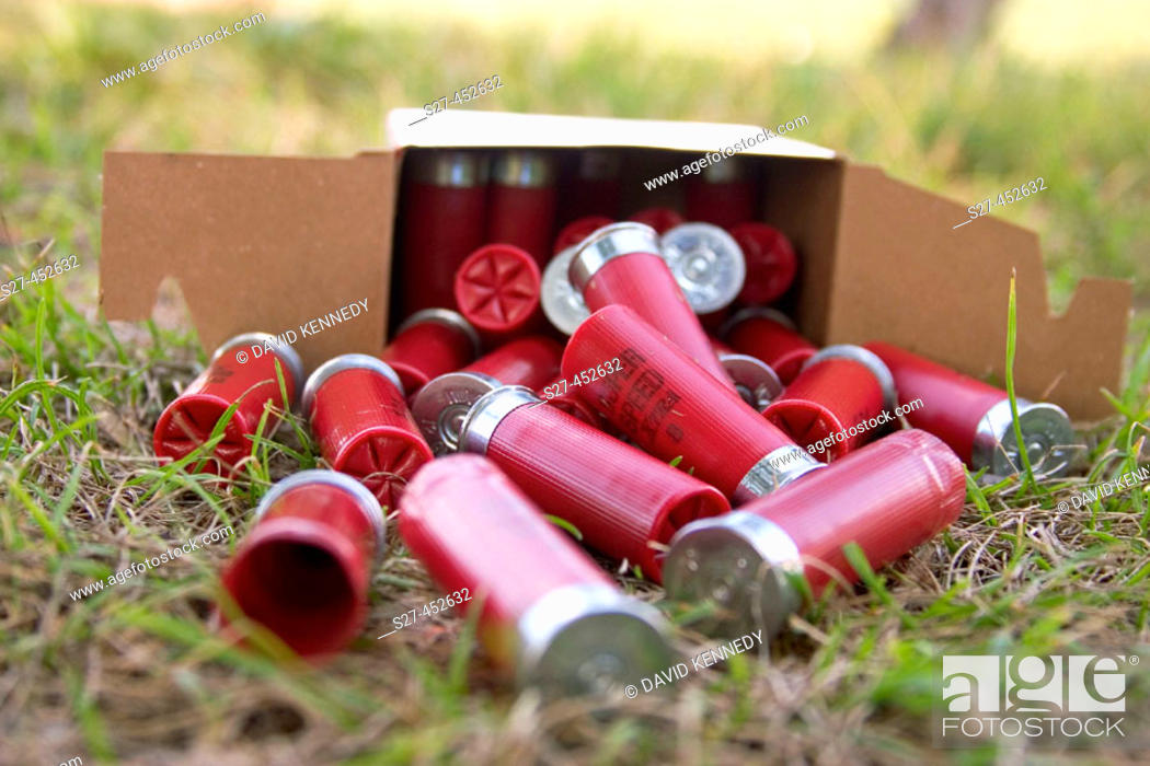 Skeet Shooting On A Nice Day Involves Shotgun Shells Bluerock