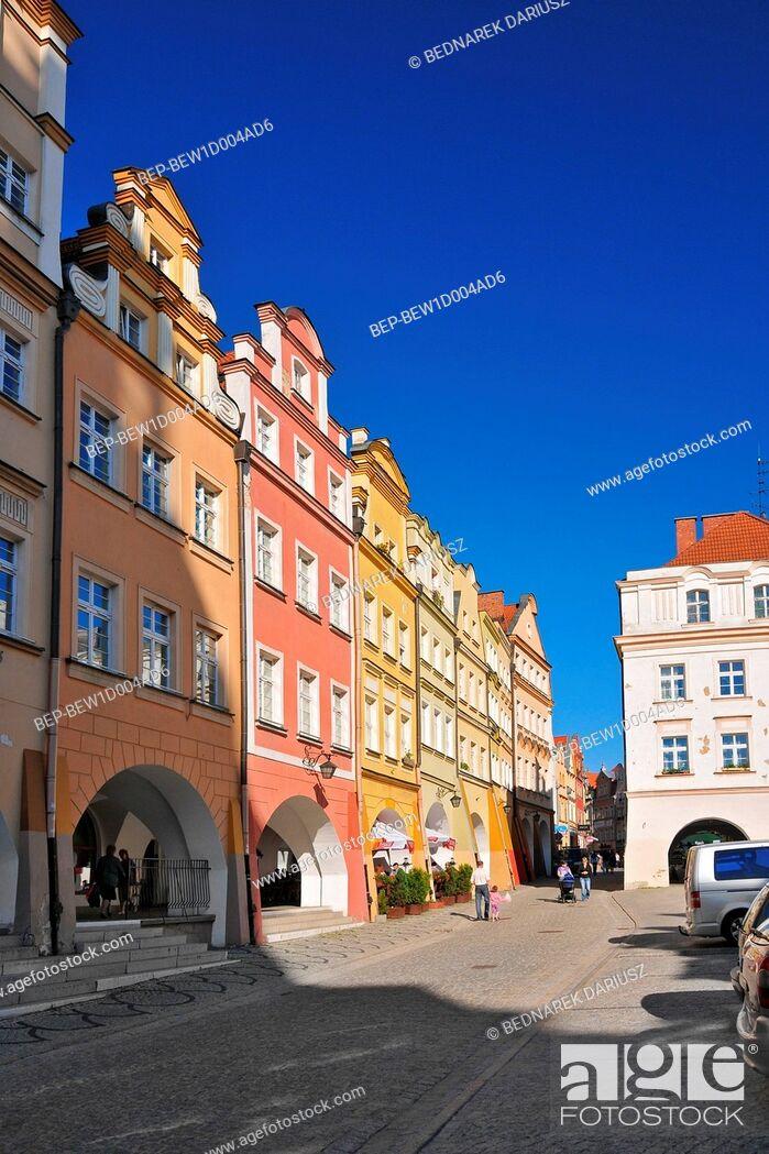 Imagen: Jelenia Gora, Lower Silesian Voivodeship, Poland.