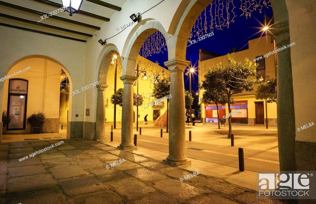 Stock Photo: Town Hall. Pineda de Mar. Barcelona. Catalunya. Spain.