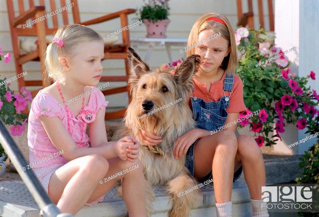 Stock Photo: RELEASE DATE: February 18, 2005  MOVIE TITLE: Because of Winn-Dixie  STUDIO: 20th Century Fox  PLOT: A 10-year-old girl, abandoned by her mother when she was.
