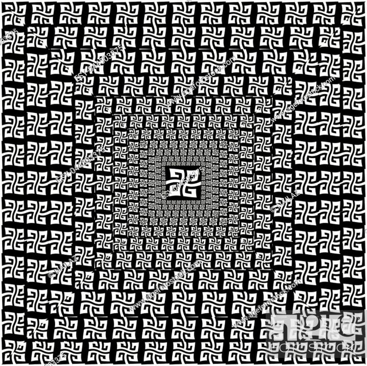 Meander Greek Key Seamless Vector Border Pattern Black White Abstract Background Wallpaper Stock Vector Vector And Low Budget Royalty Free Image Pic Esy 044503375 Agefotostock