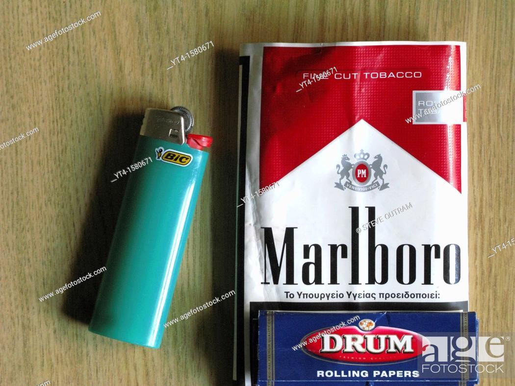 Mississippi cigarettes Marlboro types