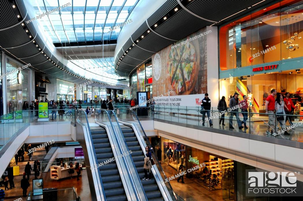 177cf34895 Stock Photo - Westfield Stratford City store