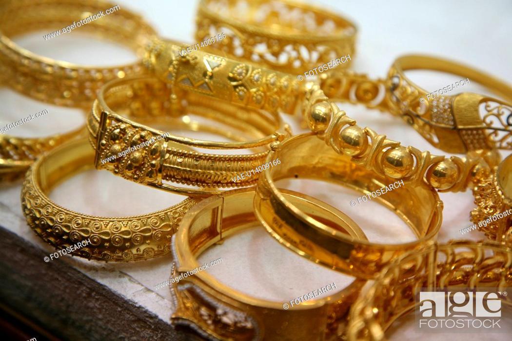 Stock Photo: dubai, gold.