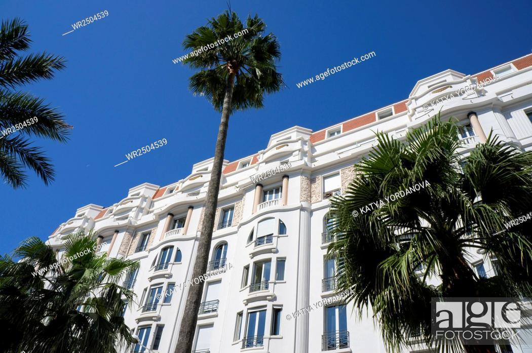 Imagen: Hotel, Cannes, France.