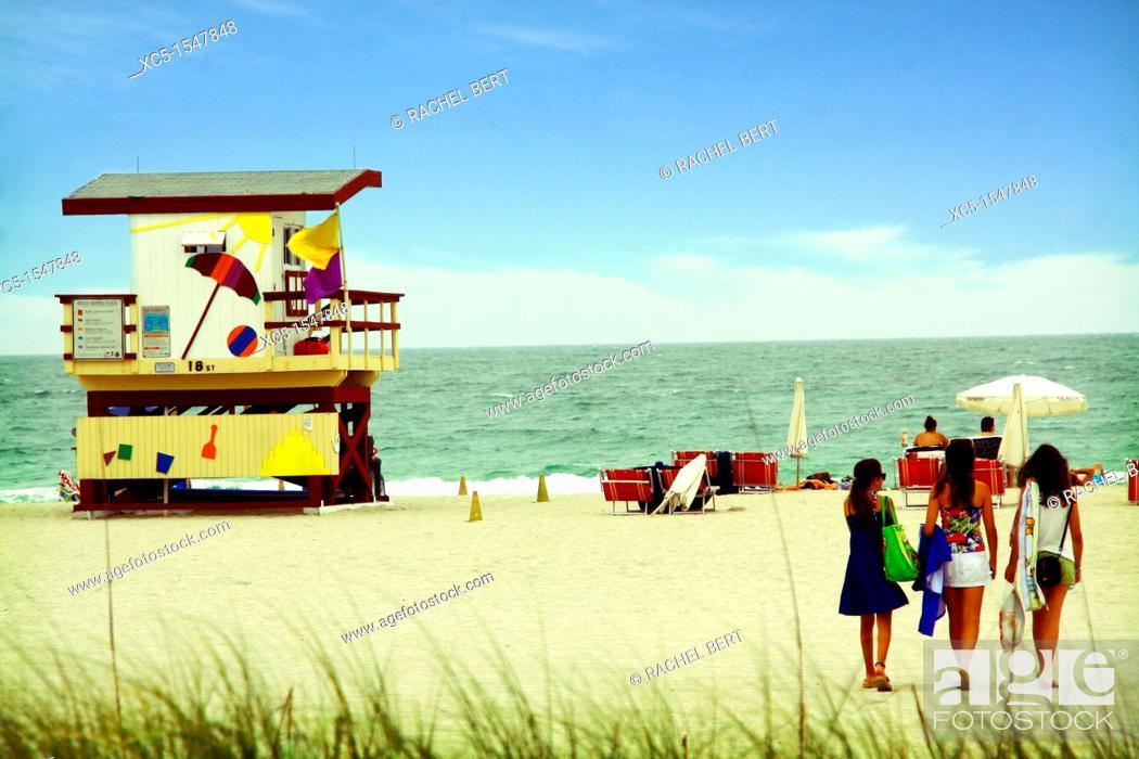 Stock Photo: Miami, Florida, United States.