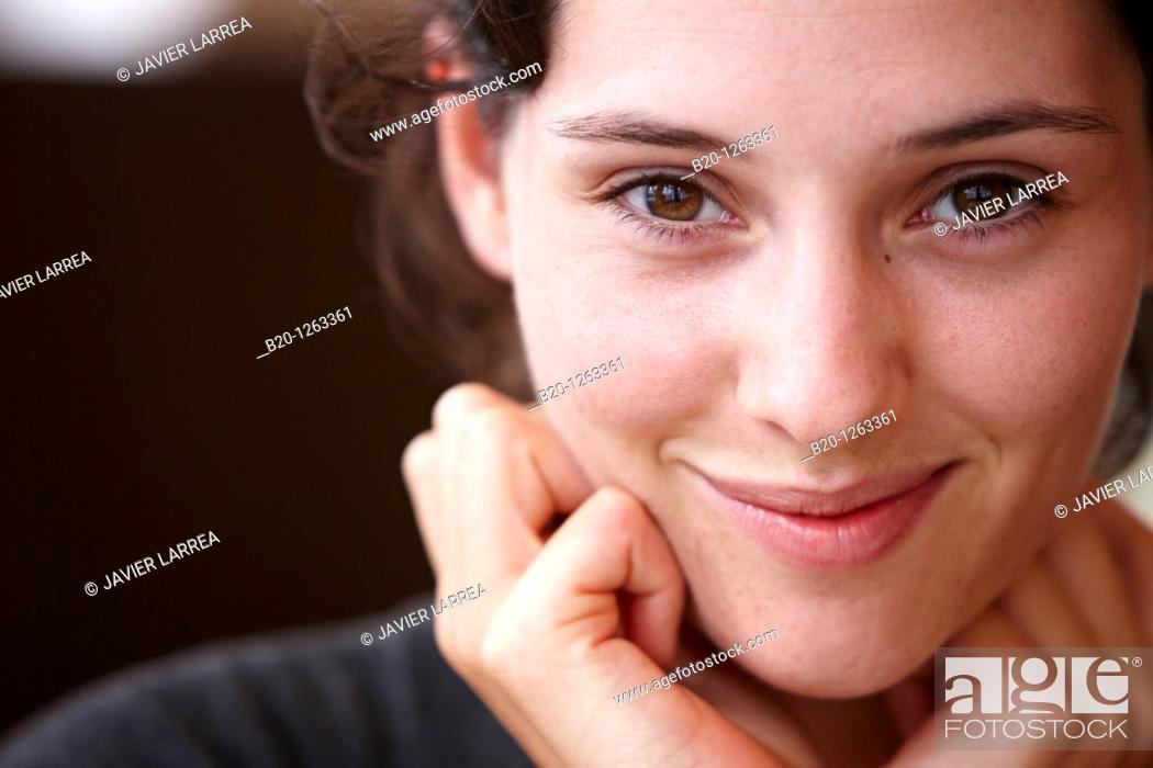 Stock Photo: Girl.
