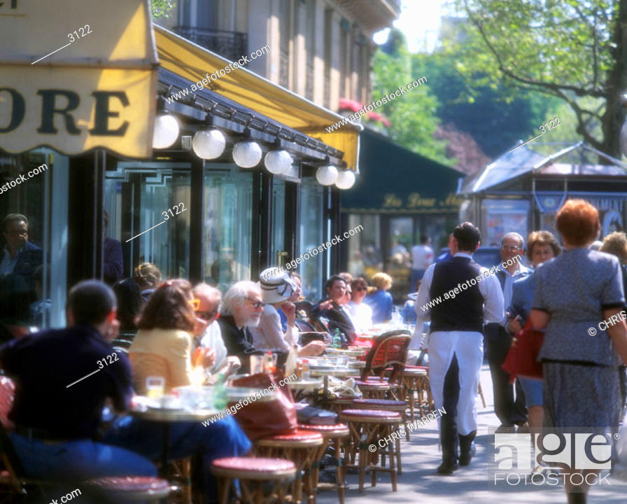 Stock Photo: Paris. France.
