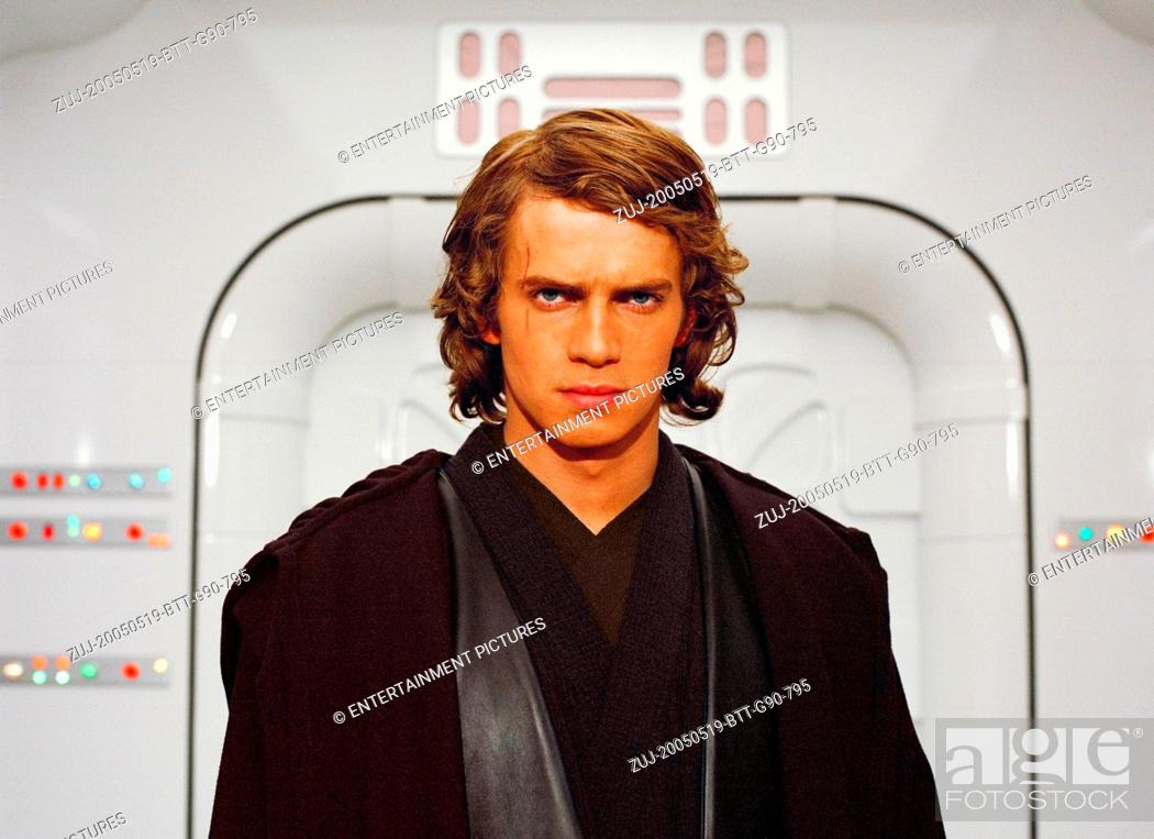Stock Photo: RELEASE DATE: May 19, 2005. MOVIE TITLE: Star Wars: Episode III-Revenge of the Sith. STUDIO: Lucasfilm. PLOT: A maturing Anakin Skywalker goes to the dark side.