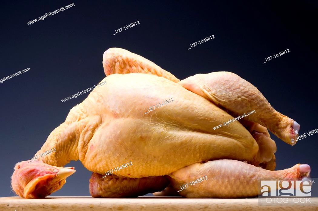Stock Photo: Chicken.