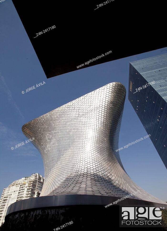 Imagen: Soumaya museum, Plaza Carso, Mexico city.