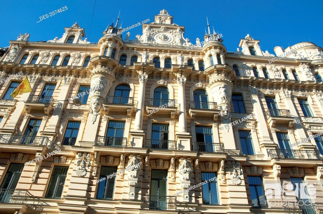 art nouveau building designed by mikhail eisenstein on 13 alberta