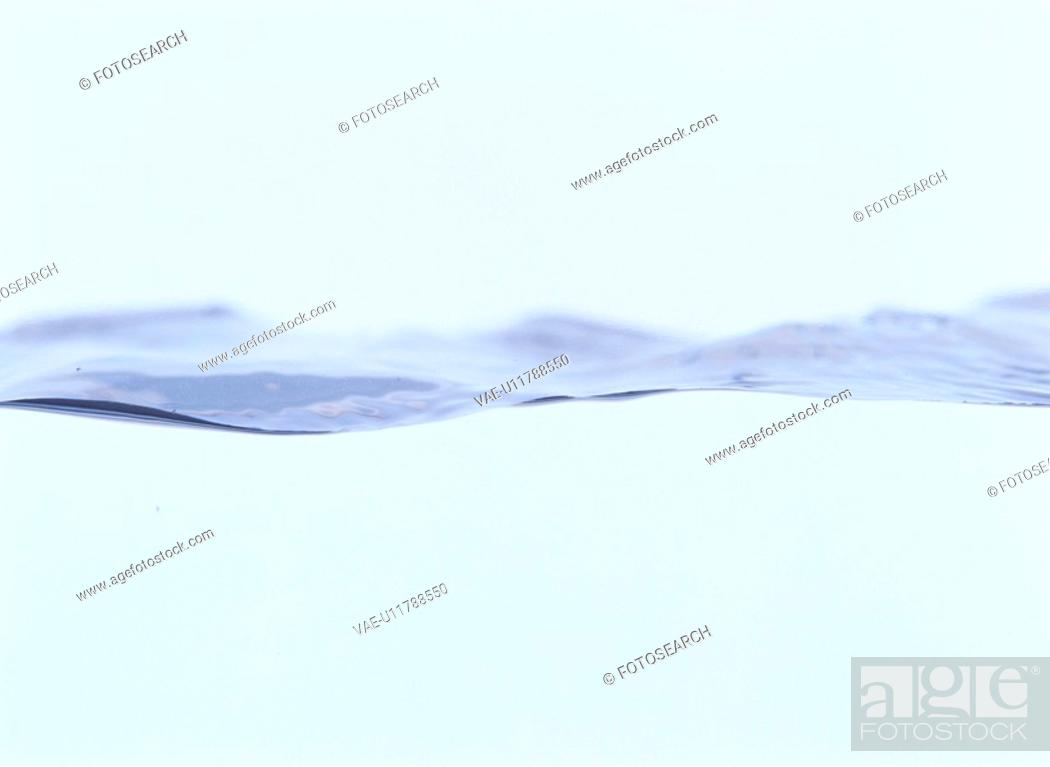 Stock Photo: Surface Of Water.