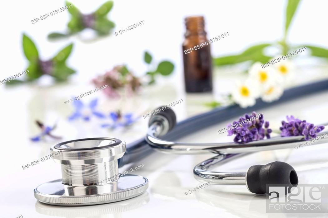Imagen: Herbal medicine.