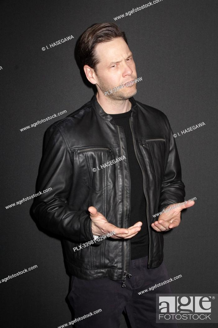 "Photo de stock: Ike Barinholtz 03/09/2020 The Special Screening of """"The Hunt"""" held at The ArcLight Hollywood in Los Angeles, CA. Photo by I."