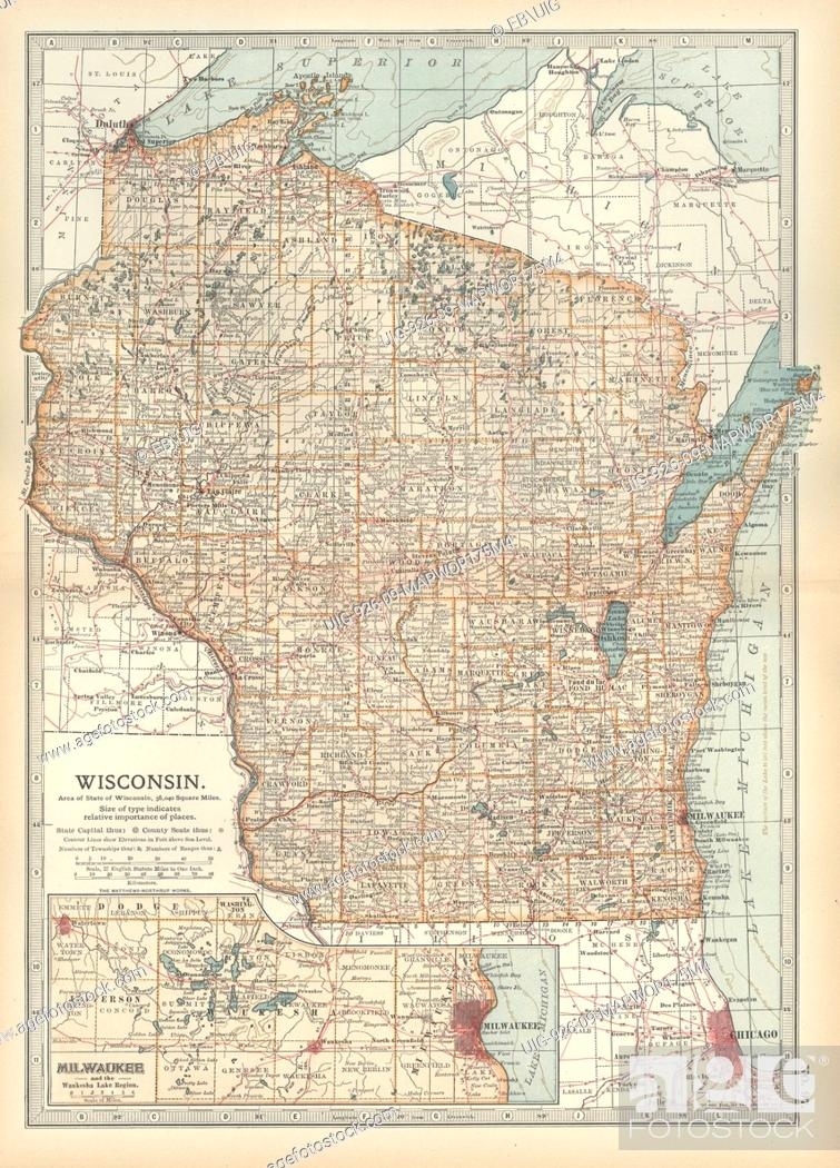 Map of Wisconsin, United States, with an inset map of ... Inset Map Of United States on light map of united states, insect map of united states, lake map of united states, framed map of united states, train map of united states, flat map of united states, raised map of united states, scale map of united states, insert map of united states, resources map of united states, solid map of united states,