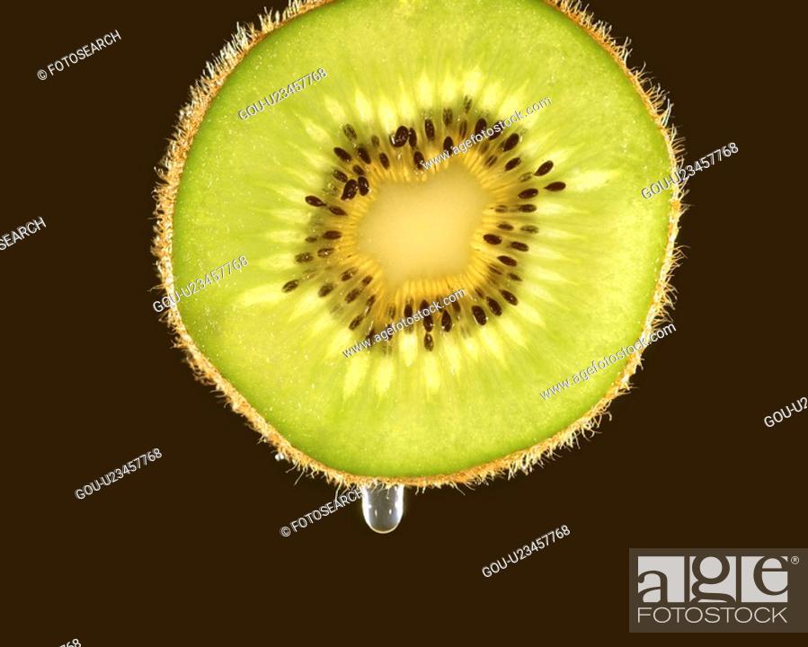 Stock Photo: Kiwi.