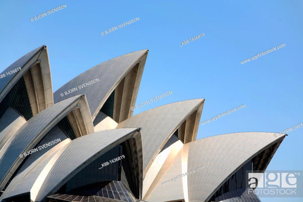 Stock Photo: Sydney Opera House  Australia.
