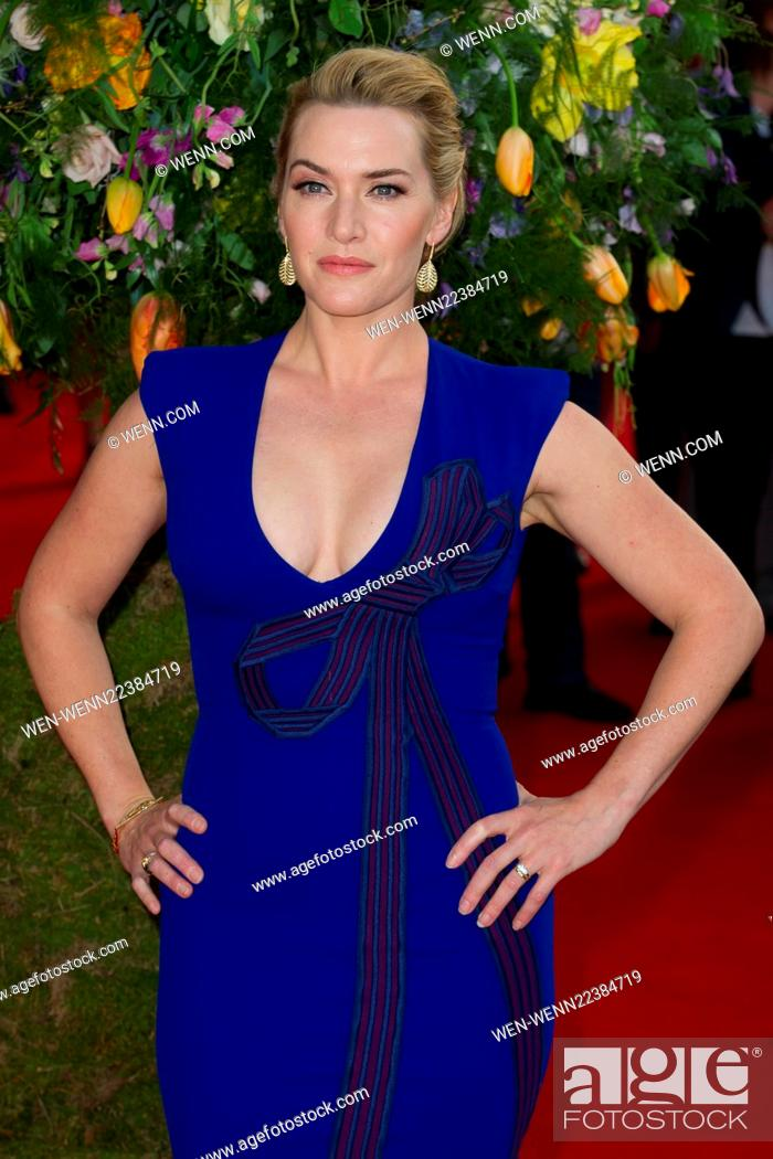 A Little Chaos' UK film premiere held at the Odeon