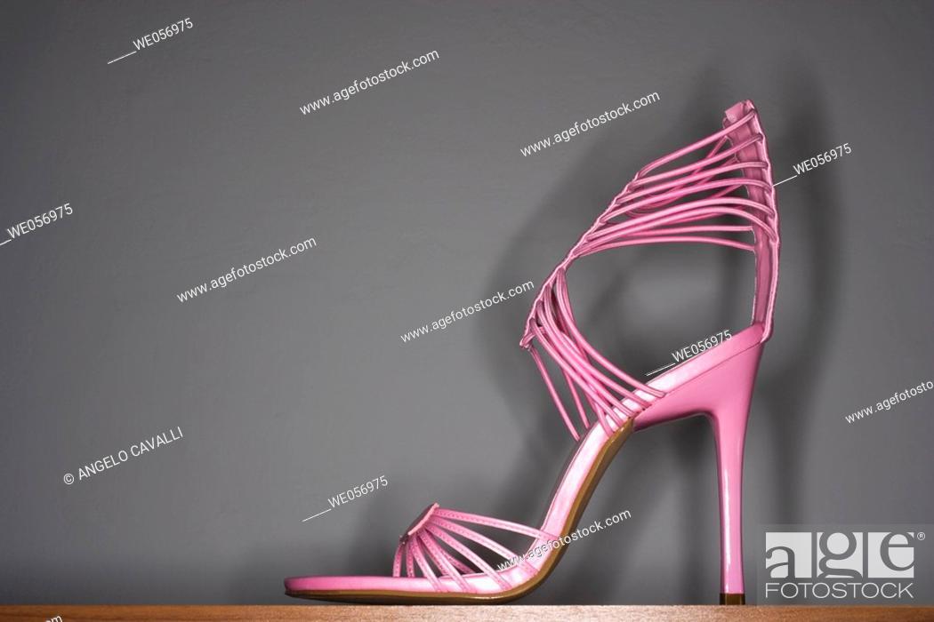 Stock Photo: Shoe.