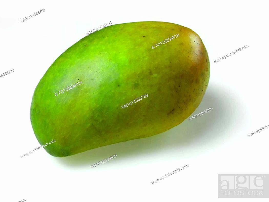 Stock Photo: Mango, Mangos, Fruits, Fruit, Juice, Food, Fresh.