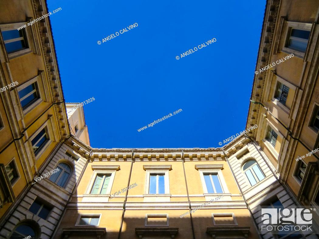 Imagen: External View of BRASCHI PALACE, MUSEUM OF ROME, ROME, ITALY.