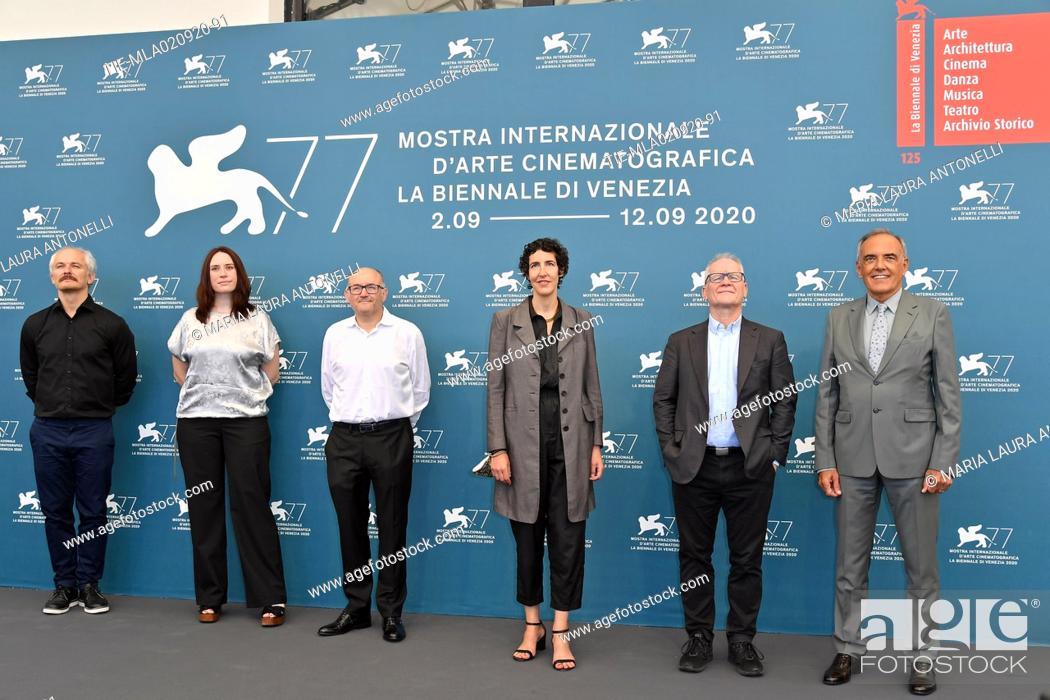Imagen: Karel Och ( Karlovy Vary International Film Festival ), Vanja Kaludjercic ( International Film Festival Rotterdam ), Jose' Luis Rebordinos ( San Sebastian.