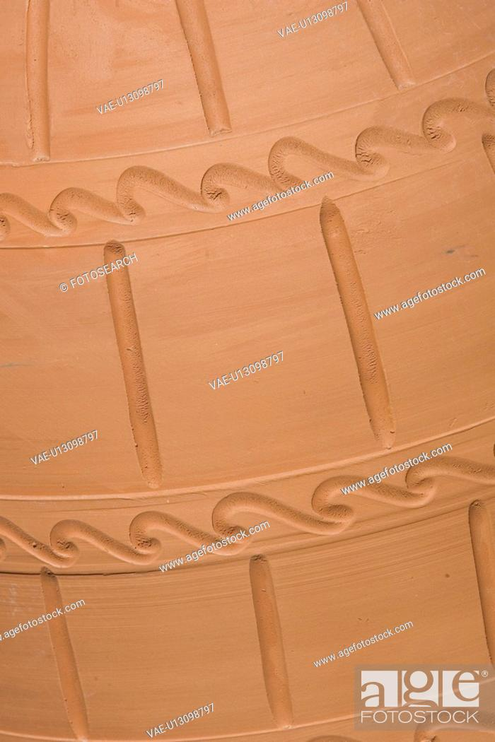 Stock Photo: Clay, Close-Up, Design, Full Frame.