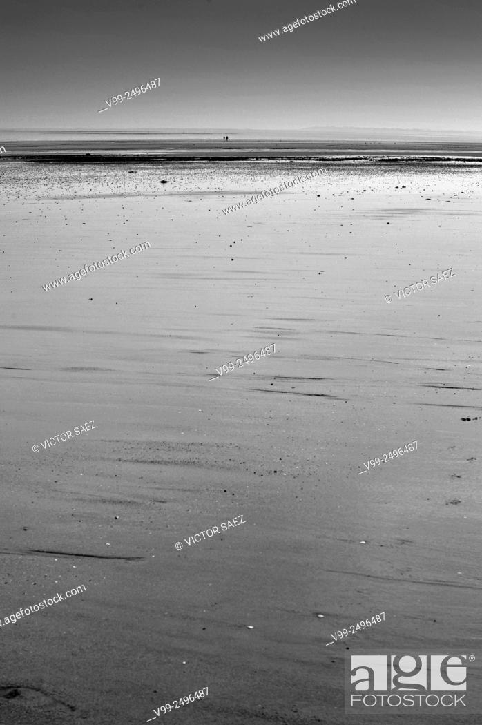 Stock Photo: Normandy landscape.