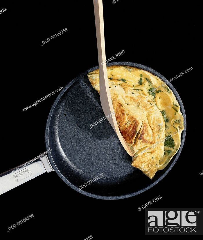 Imagen: Classic french omelette: Master recipe, cook's notes.