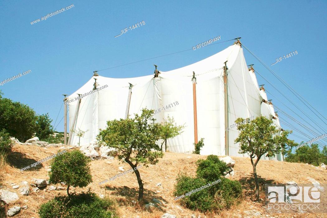 Stock Photo: Greece : Temple of Apollo.