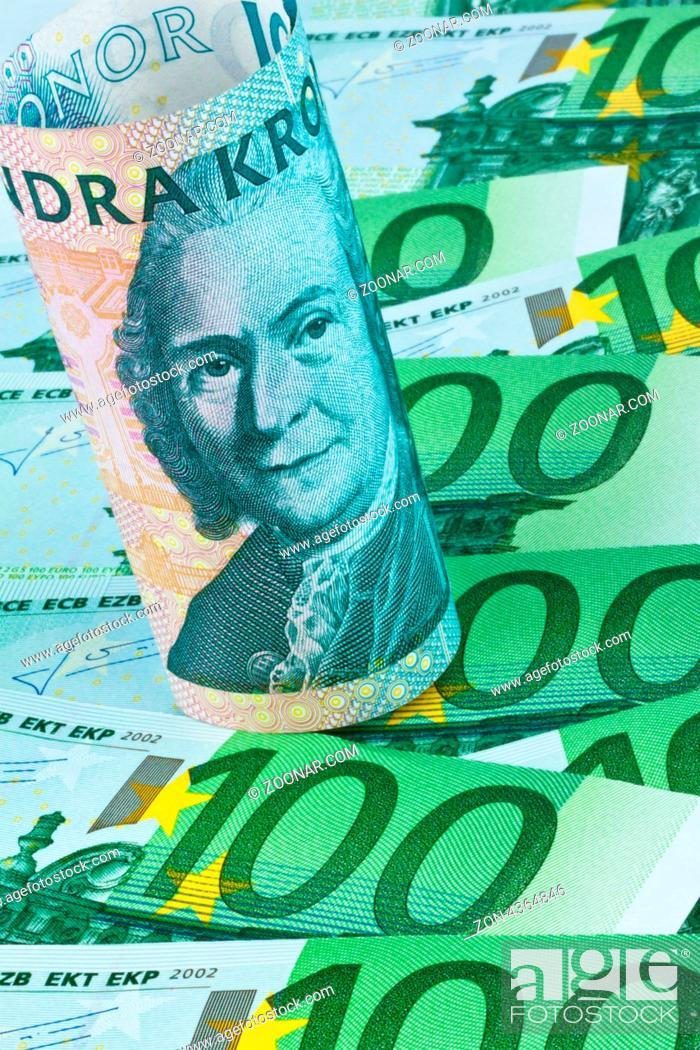 100 schwedische kronen in euro