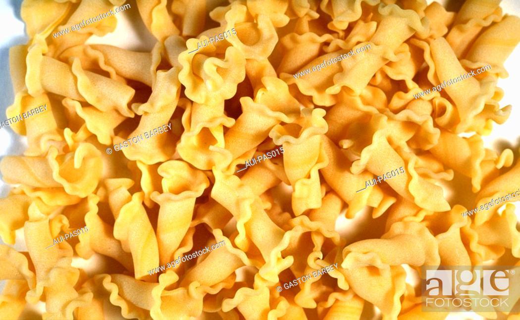 Stock Photo: Pasta - Gigli.