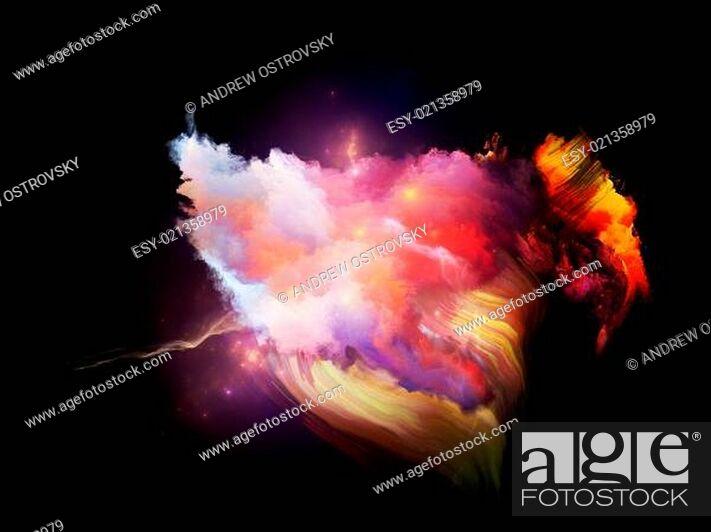 Photo de stock: Advance of Design Nebulae.