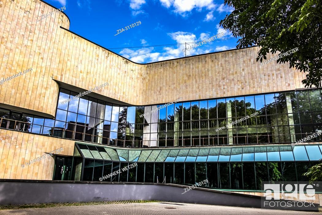 Imagen: Congress Centre in Riga, Latvia, Baltic States.