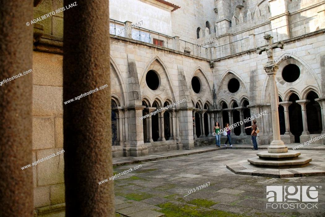 Stock Photo: Oporto, Portugal, Europe.