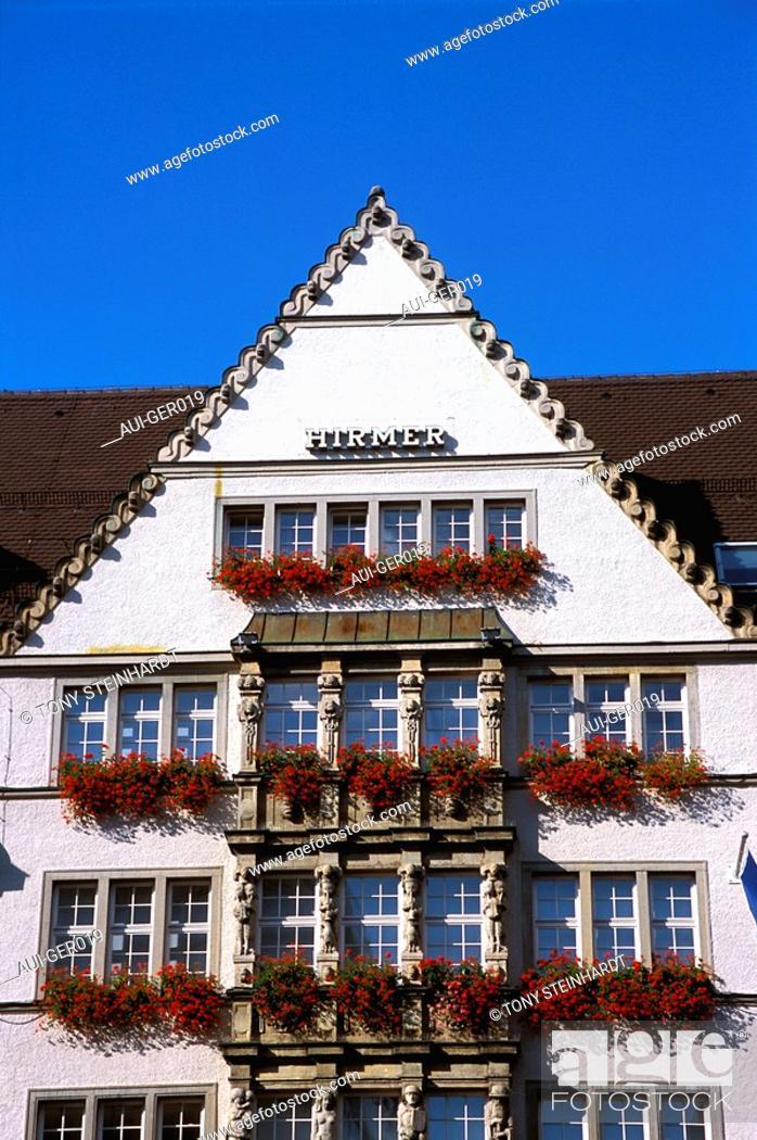 Stock Photo: Germany - Munich.