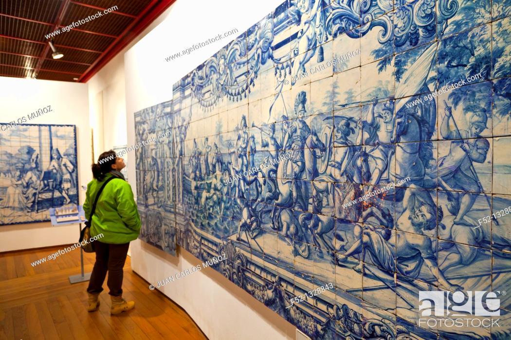 Stock Photo: Tile National Museum, Xabregas District, Lisbon, Portugal, Iberian Peninsula, Europe.