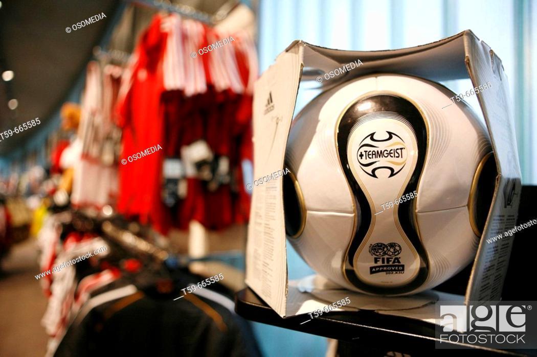 cost charm buy best discount sale Adidas Factory Store, Herzogenaurach, Germany, Stock Photo ...