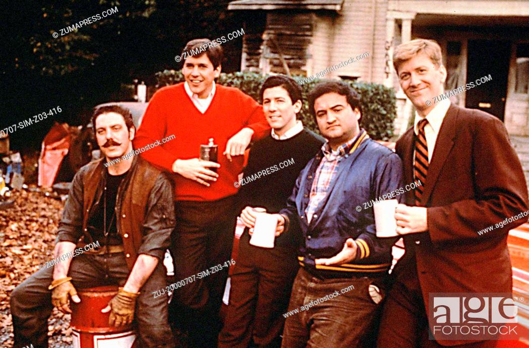 Stock Photo: RELEASE DATE: July 28, 1978  MOVIE TITLE: Animal House  STUDIO: Universal Pictures  PLOT: Faber College has one frat house so disreputable it will take anyone.