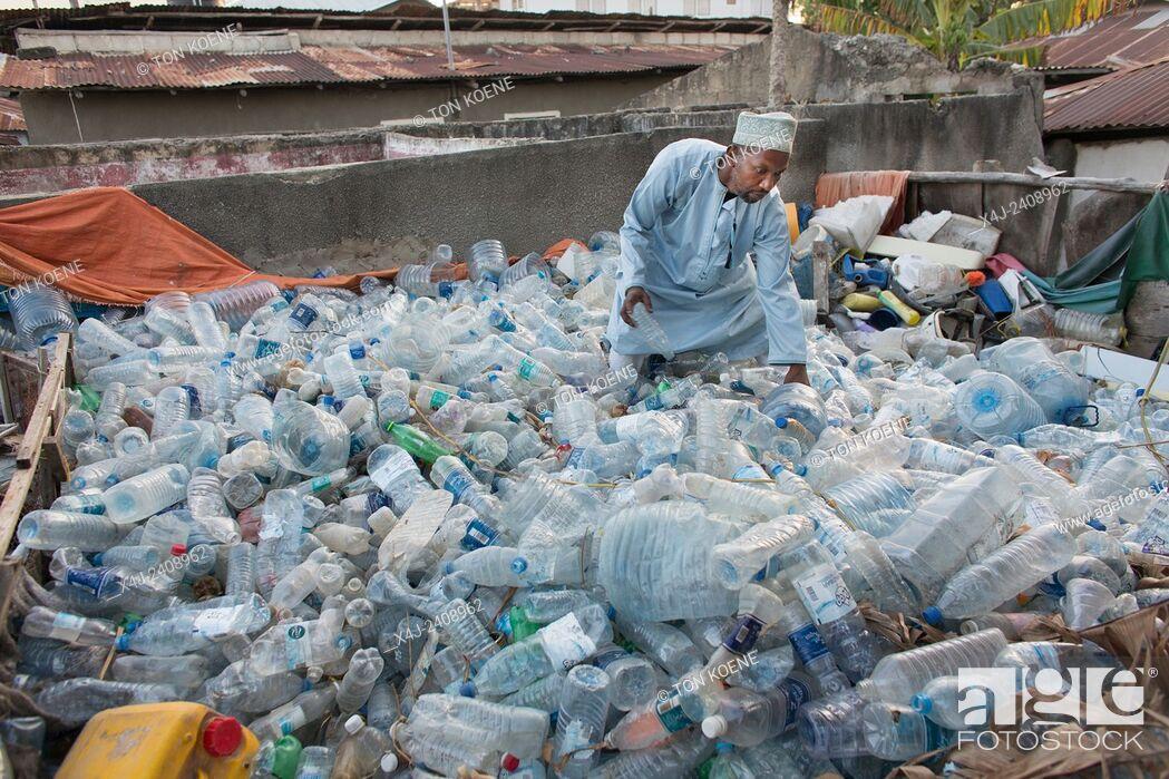Stock Photo: Farid Hamid, Man from Zanzibar.