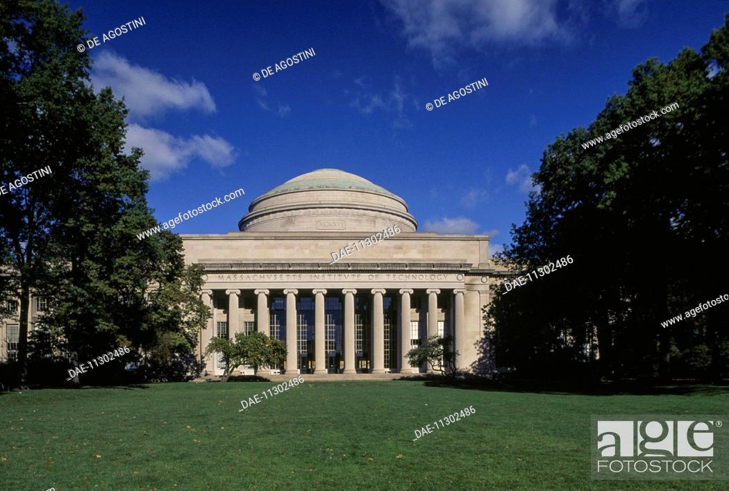 Massachusetts Institute Of Technology Mit Cambridge
