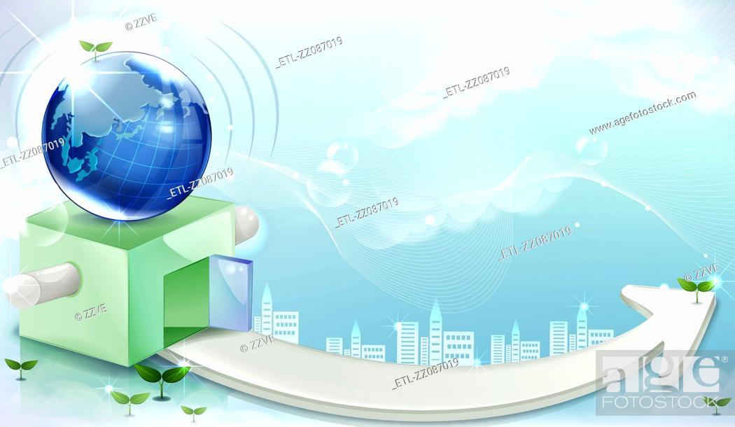 Stock Photo: World wide web concept.