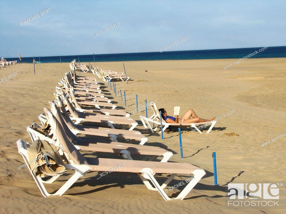 Imagen: Morro Jable, Fuerteventura, Canary Islands, Spain.