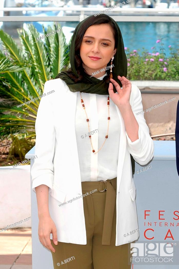 Taraneh Alidoosti 69 Cannes Film Festival 2016 Stock Photo